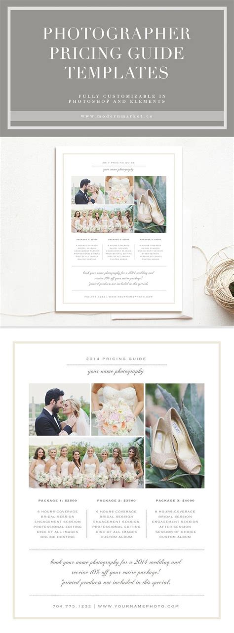 brochure templates for photoshop elements 39 best images about pdf on pinterest mini sessions