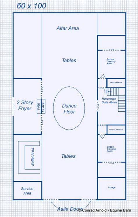 layout of event event barn plans design floor plan