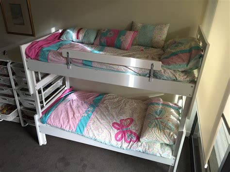 Bunk Bed Ikea by Doubling The Ikea Krittter Beds Ikea Hackers