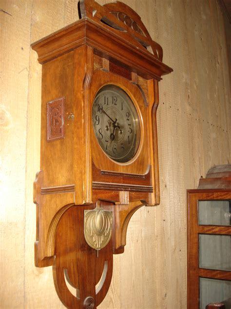 Freischwinger Uhr by Jugendstil Uhr Freischwinger Nu 223 Baum Um 1900 Antik M 246 Bel