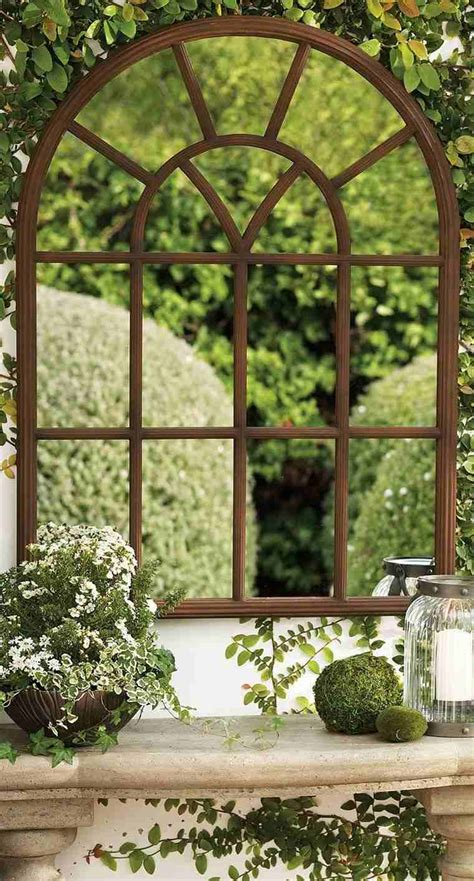 Idee Jardin Paysagiste by Miroir De Jardin Comment L Utiliser Pour Une D 233 Co Originale