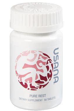 Dr Oz Giveaway - 56 tablet bottle of usana pure rest from dr oz giveaway