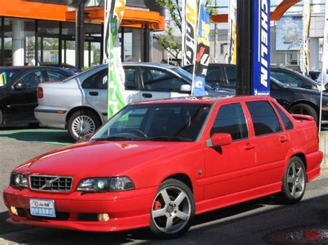 volvo     red  km details japanese  carsgoo net exchange