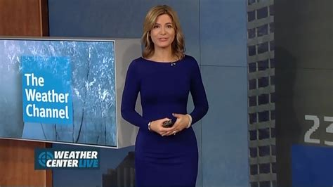 R Stevannie Dress jen carfagno tight blue dress 11 17 14 1080p