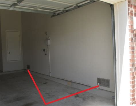 Garage Wall Vents by Garage Safety Jwk Inspections