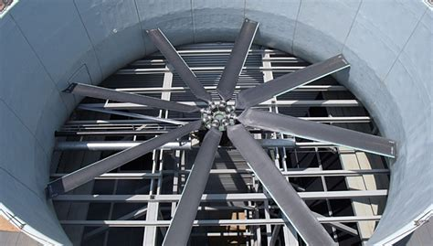 industrial tower fan tower stock