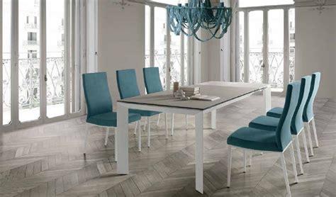 Mesas De Cocina Merkamueble #5: Mesa-comedor-extensible-con-tapa-ceramica-o-cristal-y-patas-metalicas-ref-q15000.jpg