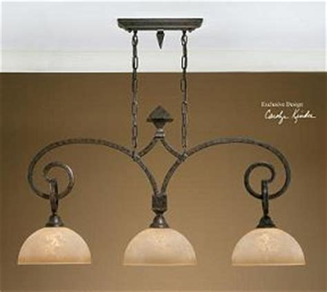 Center Island Light Fixtures Homethangs Has Introduced A Guide To Big Bold Kitchen Island Lighting