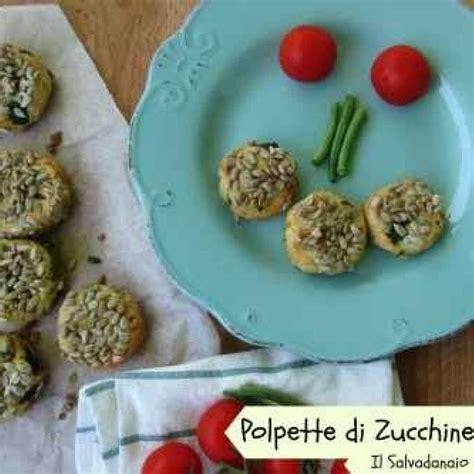 ricette cucina bambini la ricetta delle polpette alle zucchine e patate ricetta