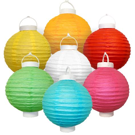 battery operated paper lanterns just artifacts