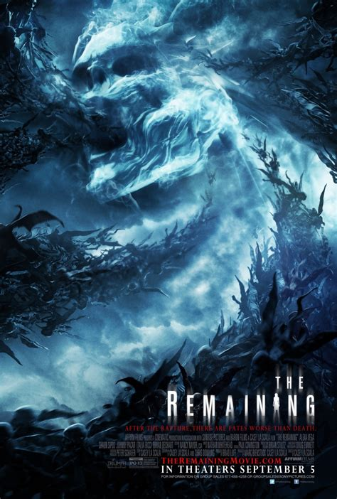 the remaining bande annonce horreur 2014