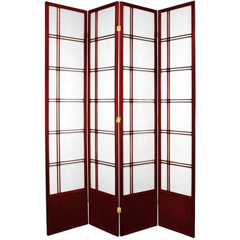 7ft room divider 7 ft rosewood 4 panel room divider 84 dc rwd 4p the
