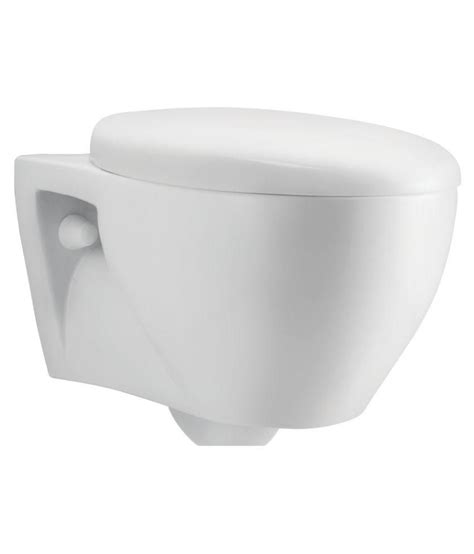 Water Closet Seat by Cera Water Closet With Seat Cover Available At Snapdeal