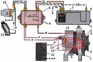 Электрическая схема кб 100