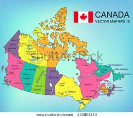high resolution map of canada canada map stock images royalty free images vectors