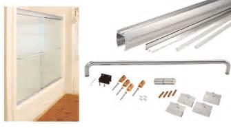 shower door track parts shower door kits we do shower doors