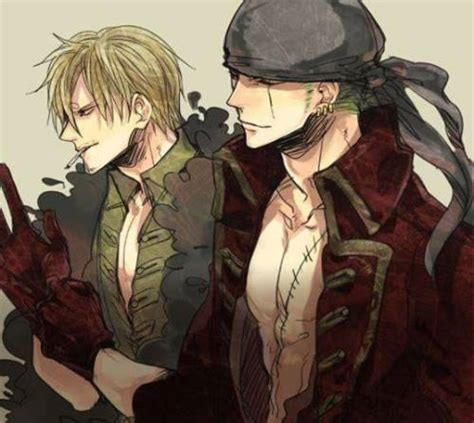 one piece film z epic zoro x sanji tumblr