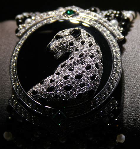 cartier artistic crafts high jewelry watches for 2012