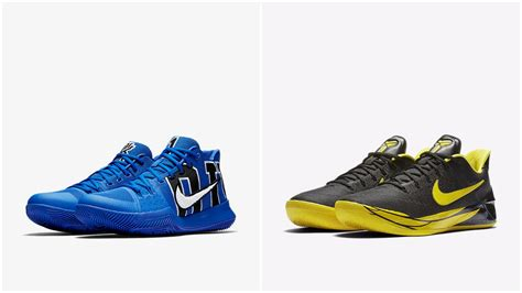 Sepatu Basket Nike Kyrie3 High Duke 1 10 high top kyrie