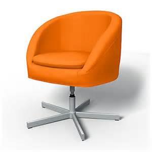 skruvsta swivel chair cover chair covers bemz