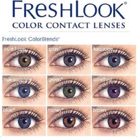 color blend contacts hazel freshlook colorblend contacts hazel