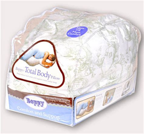 b2b boppy total pillow with slipcover review