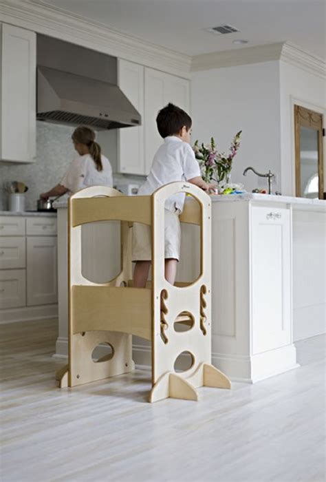 Ikea Step Stool Kid by Little Partners Featuring The Learning Tower