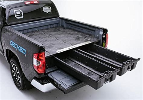 decked truck bed reviews decked bed organizer df2 truck bed organizer automotive