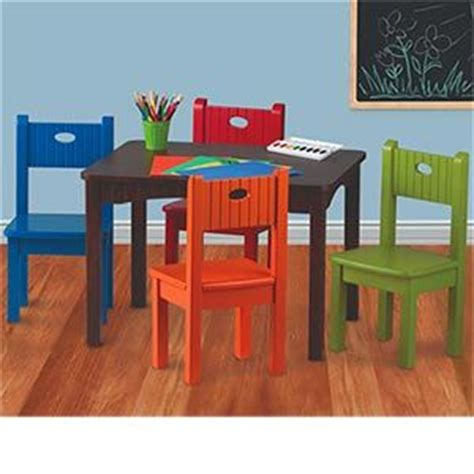 Costco Table And Chairs by Costco Chocolate Brights Table 4 Chairs On Sale For