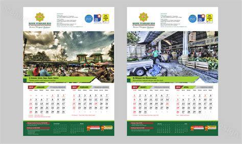 desain kalender meja 2018 desain kalender bds 2015 jasa desain grafis jogja