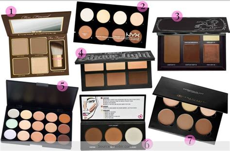 best contouring kit a list of contour kits to strengthen your contour