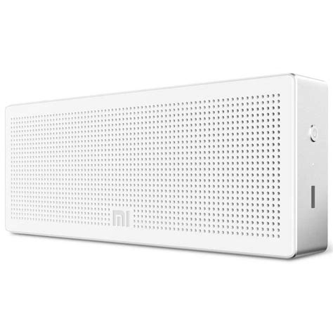 Speaker Portable Xiaomi Speaker Xiaomi Square Wifi Bluetooth 4 0 Porta xiaomi mi portable wireless bluetooth 4 0 speaker