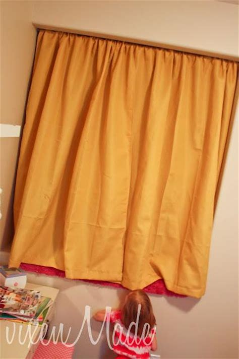 nook curtains reading nook curtains paperblog