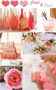 coral wedding colors 2014 wedding color trends coral wedding ideas and