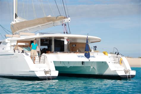freedom boat club of northern california worlds end fountaine pajot 65 luxury charter sailing