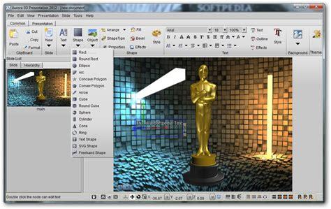 templates for aurora 3d presentation aurora 3d presentation download