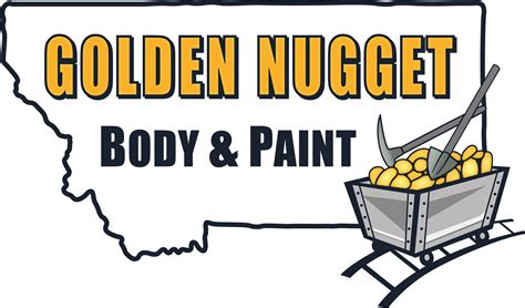 golden nugget auto paint