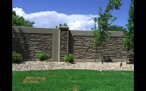 recinzioni giardino recinzioni cemento recinzioni prezzi modelli
