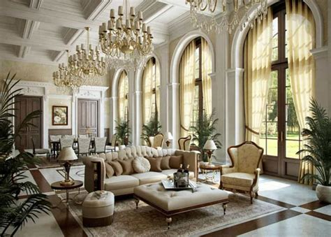 home decor design houses luxurious home with french decor with awesome furniture