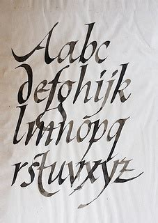 roman lettering tattoo font roman calligraphy alphabet calligraphy roman font