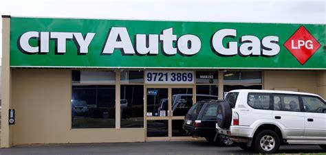 City Auto Gas shopfront shopfront city auto gas bunbury