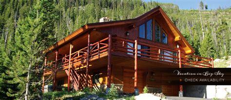 big sky montana vacation rental low lodge