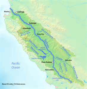 map of rivers and dams in california search