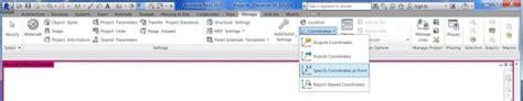 revit coordinates tutorial revit tutorial setting survey points and project base