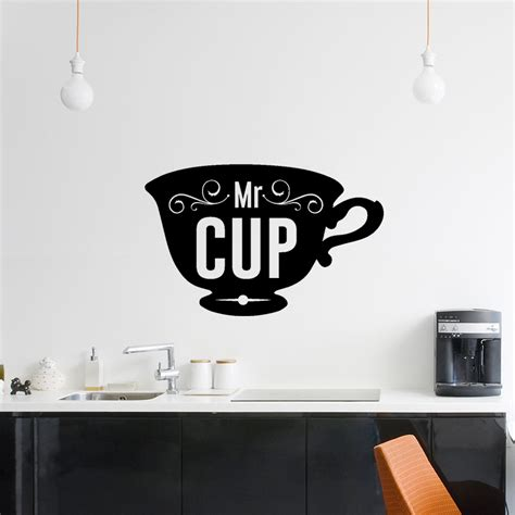 sticker cuisine mr cup stickers cuisine caf 233 et th 233
