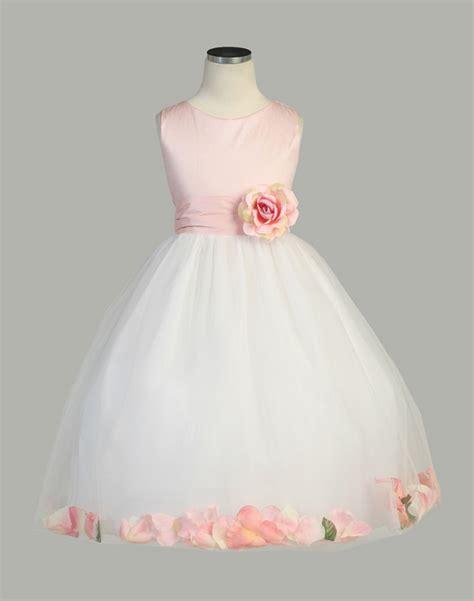 Pink Flower Dress pink white flower dress bitsy