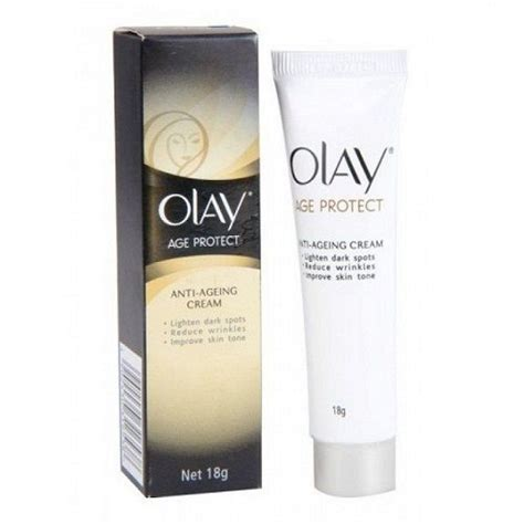 olay age protect anti ageing 18gm buy olay age protect anti ageing 18gm at