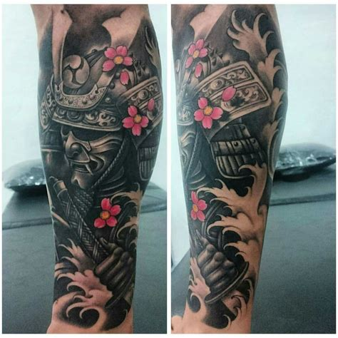 japanese arm tattoo designs samurai tattoos samurai