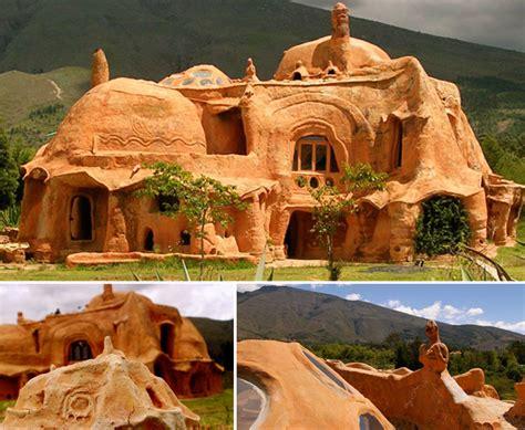 flinstones house flintstone looking casa terracota is the biggest baked