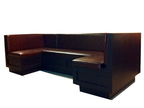 Custom Banquette Seating Residential by Westin Cityliving Design